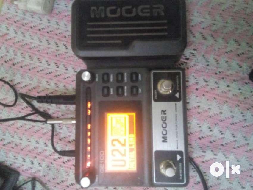 Guitar processor 0