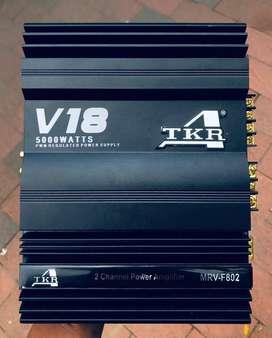 5000 watts car amplifier