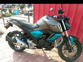 Yamaha fzs v3 bike in excellent condition