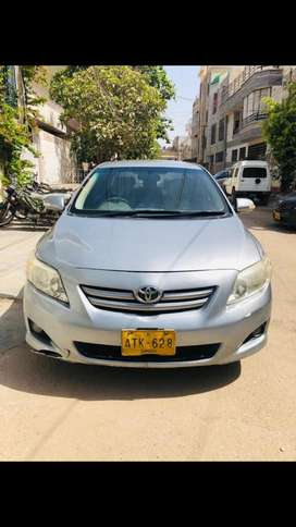 Corolla altis 2010 auto original condition