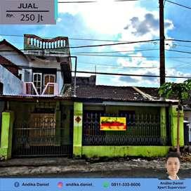 Rumah Minimalis Strategis di Area Sumbersari Jember