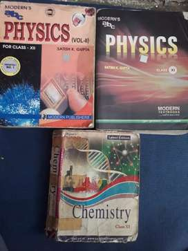 Physics and Chemistry Guide