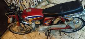 Yamaha royal 100 2005 modle in original full working condition