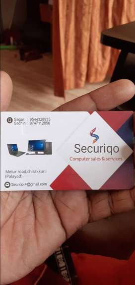 Securiqo computer sales and services