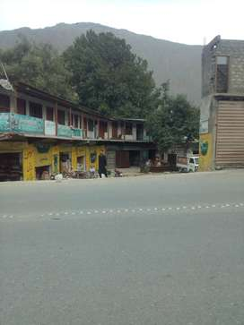 Shop for sale in chitral