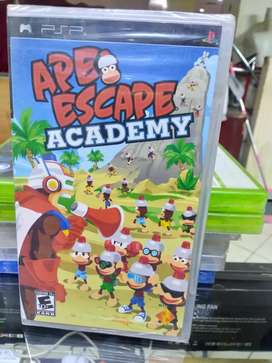 Games PSP Ape Escape Academy
