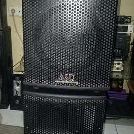Speaker Monitor 12 inch Sepasang