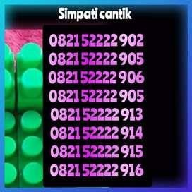 Nomor cantik simpati cantik Telkomsel