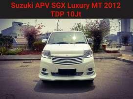 Suzuki APV SGX Luxury MT 2012