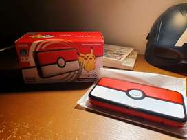 Brand new Nintendo 2ds Xl Pokeball(collectors) edition for sale.