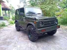 Suzuki katana 4x4 ori limited