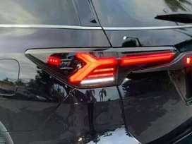 Fortuner 2016 tail light Lamborghini style