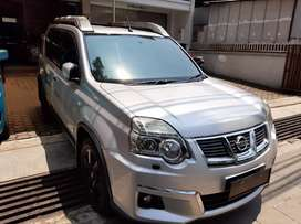 Nissan Xtrail 2.5 Ccvt Urban Silver Metalik 2013