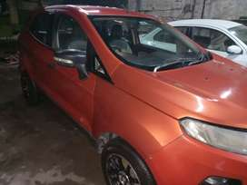 Ford Ecosport 2013 Diesel Well Maintained