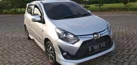 Toyota Agya S TRD 1.200 CC nopol B