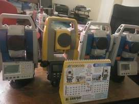 """""""SOKKIA"""" (Japan) Reconditioned Total Station Model 610K"""