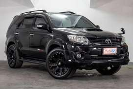 Hot Deal Special Stock Fortuner G TRD Matic 2014 Special Price