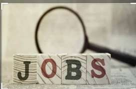 Receptionist job only for girls