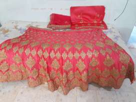 Pink  bride choli( urgent sell )