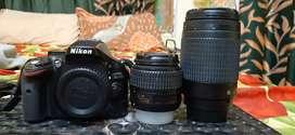 Nikon D5200 Mint Condition