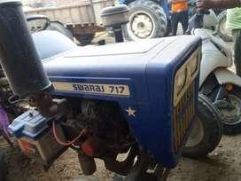 Swaraj 717 tractor new condition