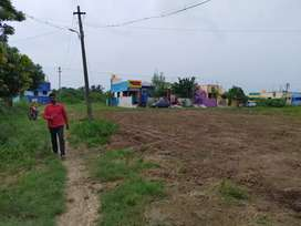 Dtcp approved land for sale at veppampattu