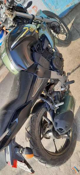 Bike is well condition 2 tayir new