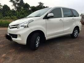 harga cash Toyota Avanza 1.3 e 2015 MT super white