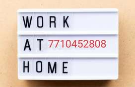 Home based job simple typing work