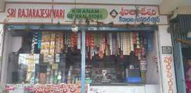 Shop for sale with stalker 400000/- without stalk only furniture200000