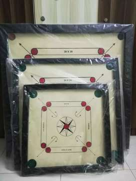 New Carrom Boards Available.