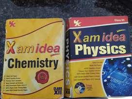 Exam idea Class 12 Physics and Chemistry