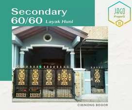 Dijual Cepat Rumah 1 Lantai Kondisi Terawat Layak Huni Di Cibinong