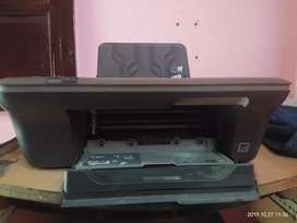 Hp deskjet1050 scanner photocopy printer