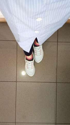 Sepatu Reebok Warna Biru