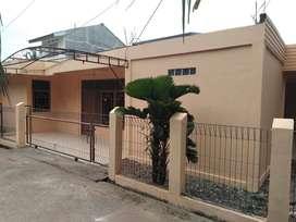 Rumah Siap Huni Hook Di Padang, Lokasinya Di Komplek Taruko 1 Bypass