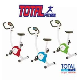 Sepeda statis mini bike total bc huu6g // treadmil, homegym dll