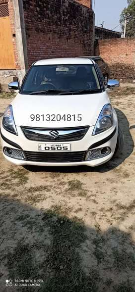 Maruti Suzuki Swift Dzire 2015 Diesel 40000 Km Driven