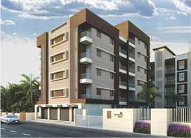 857 Sq Ft 2 BHK Terrace Flat For Sale$ New Karelibaug$ Weaver Nest