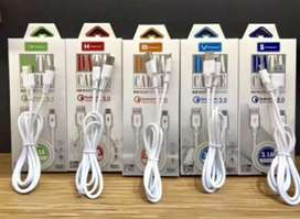 Kabel Charger 3.0 Qualcomm Micro
