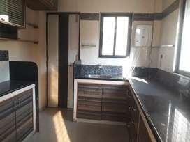 2 BHK semi furnished flat for sel  Subhanpura main road