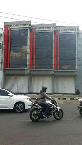 Ruko Dijual/Disewakan  Di Jl. MT. Haryono, Semarang