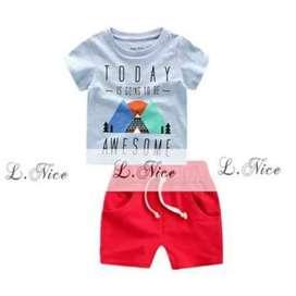 Boyset l.nice fashion