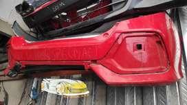 Bumper belakang honda civic turbo original