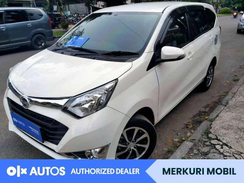 [OLXAutos] Daihatsu Sigra 2018 R 1.2 M/T Putih #Merkuri