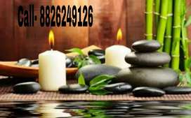 Hiring some male candidates for Ayurveda muscle care relaxing service