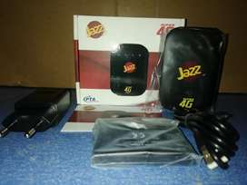 Unlock Mobilink Jazz 4G Wifi Cloud Internet Devices Avail.