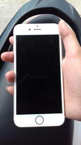 Di jual iphone 6s 16 gb full ori mulus 98%
