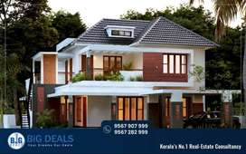 3 BHK Furnished Branded Luxury Villa for sale at Thondayad.