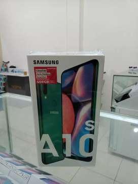 Samsung A10s 2/32gb garansi resmi bisa TT/kredit